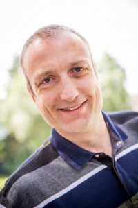 Photo of co-author Klaus Schmeh, 2018