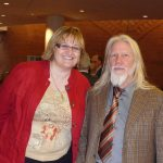 Elonka and Whitfield Diffie