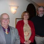 Ed Scheidt, Elonka Dunin, Jim Sanborn